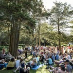 Caramoor's Summer 2017 American Roots Performances - Spuyten Duyvil performs and hosts The Social Music Hour